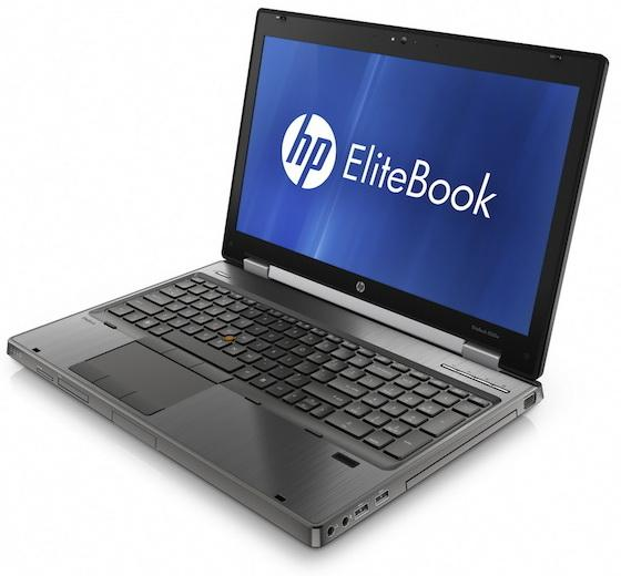 HP EliteBook 8560w Mobile Workstation JMicron Card Reader Drivers Windows 7