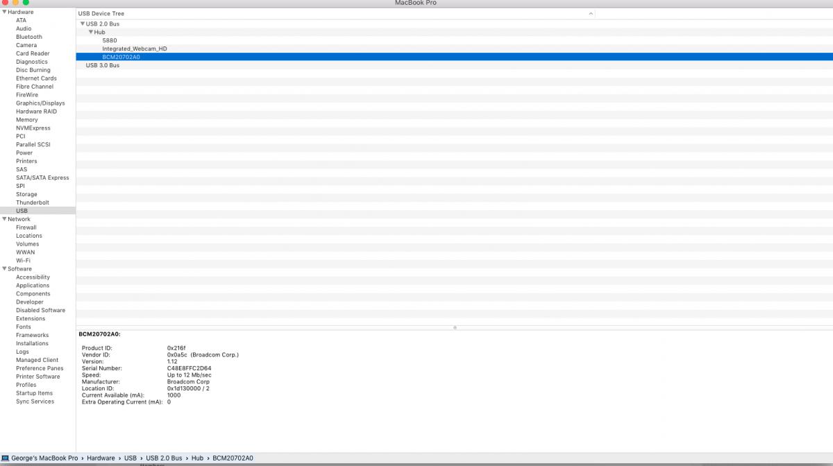 Bluetooth E7450 / DW1560 - The Archive - osxlatitude com