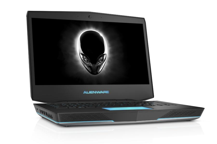 Alienware 14 - El Capitan / Sierra on Clover - Dell