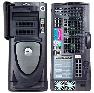 Dell Precision 470 / 670 workstation - Snow Leopard/Lion