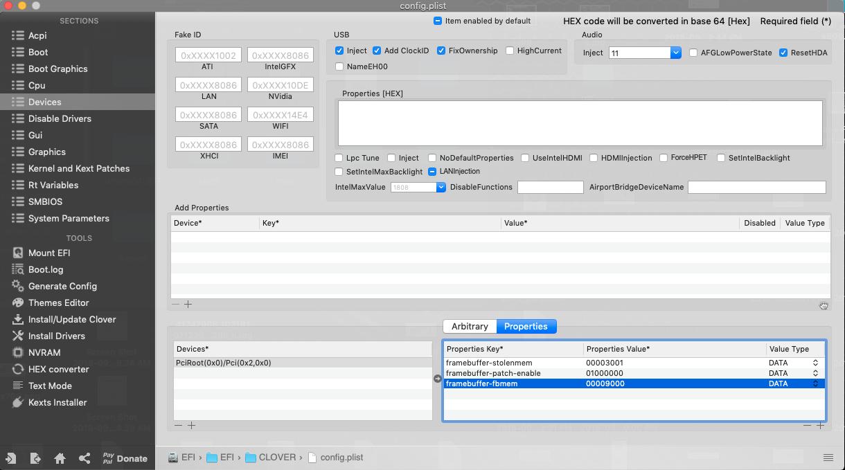 How to change DVMT for Dell System - E7xxx - osxlatitude com
