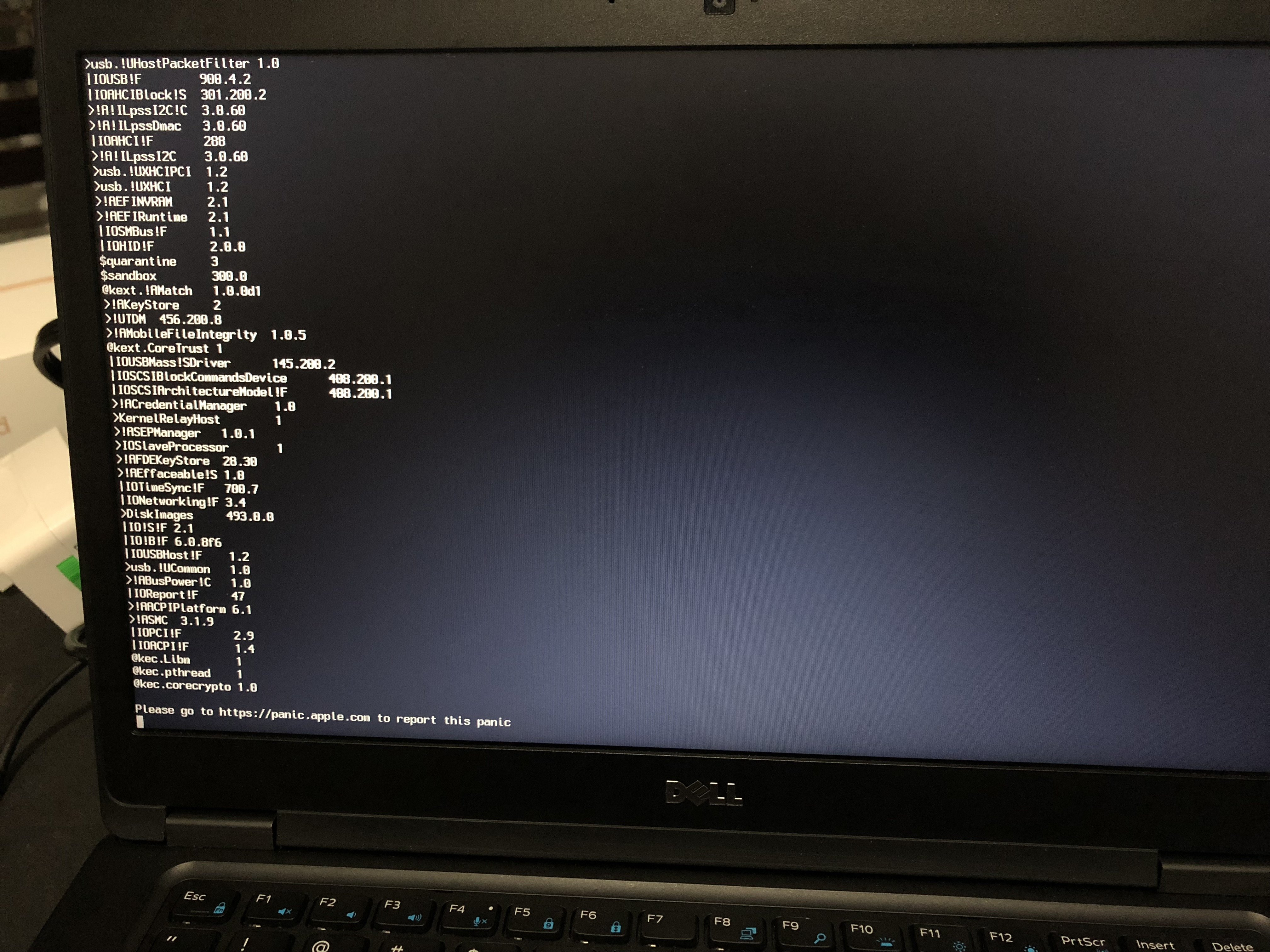 SOLVED] Dell 5480 - macOS Mojave (latest build) - 5000