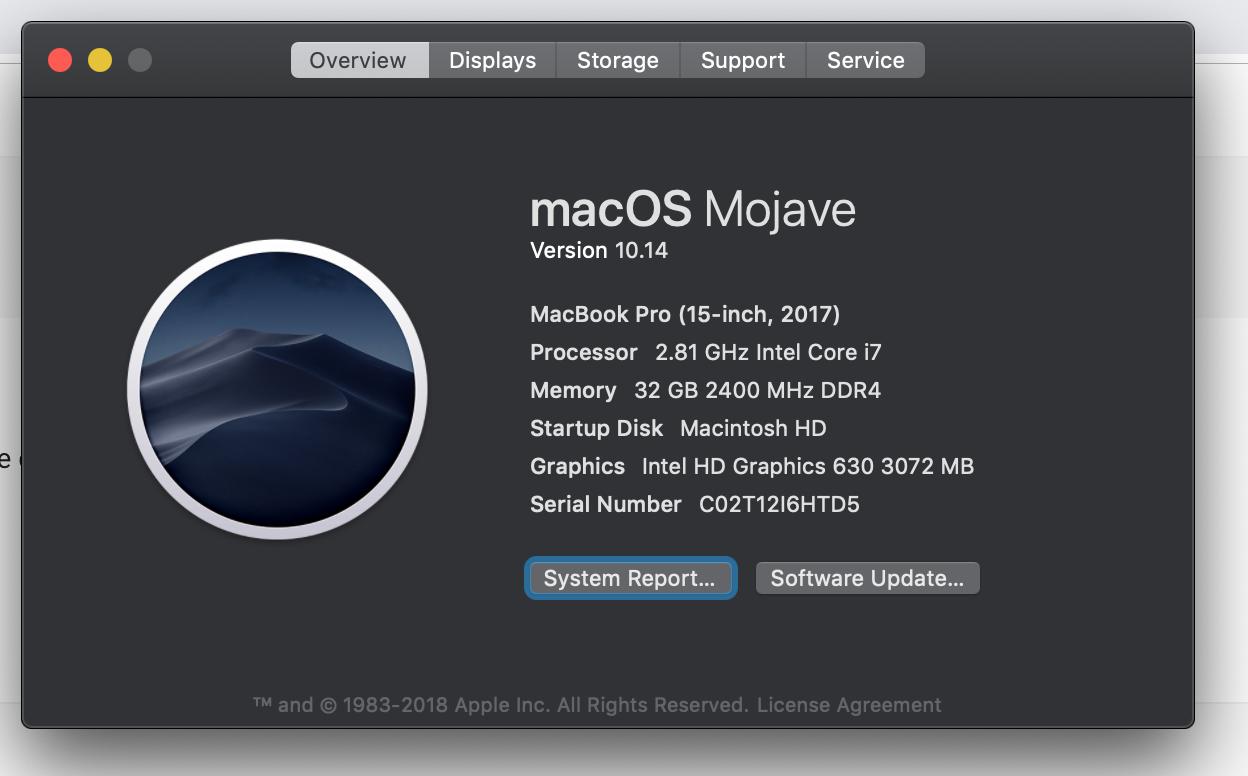 Using Sierra EM7455 under Mojave 10 14 - WWAN - osxlatitude com